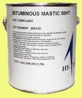 HT50 Low VOC Coal Tar Mastic