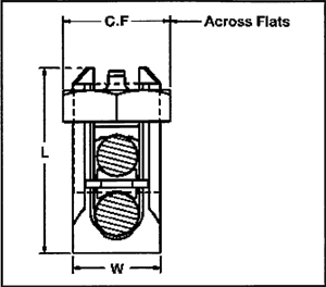 Split Bolt Diagram